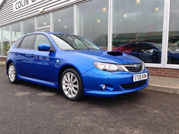 Large image for the Subaru Impreza