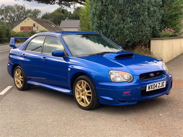 Subaru Impreza £40,455 - £59,946