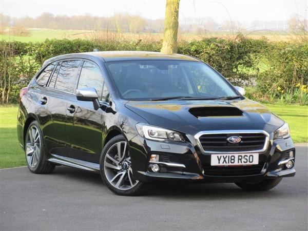 Large image for the Subaru Levorg