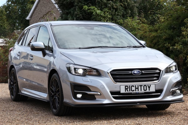 Large image for the Subaru Levorg