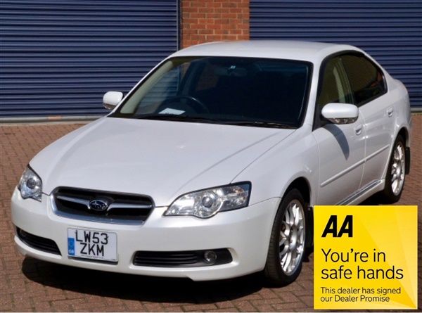 Large image for the Used Subaru Legacy
