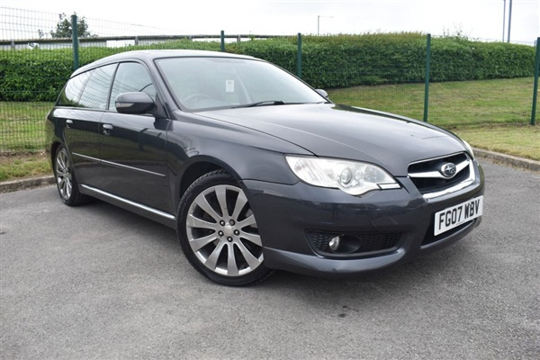 Subaru Legacy £8,329 - £11,995