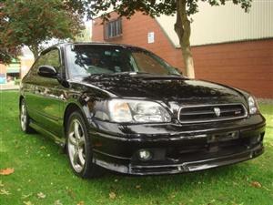 Large image for the Used Subaru Legacy