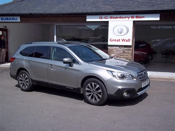 Large image for the Used Subaru Outback