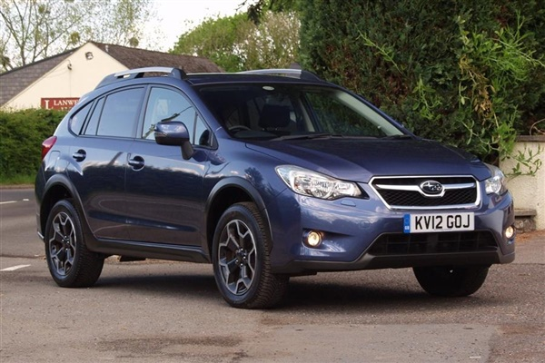 Large image for the Subaru XV