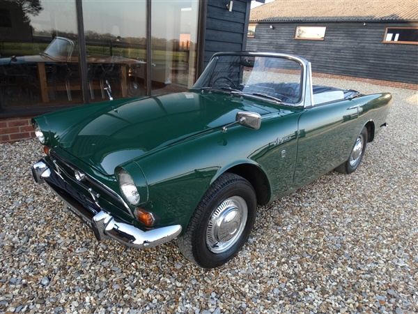 Large image for the Used Sunbeam ALPINE