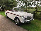 Used Sunbeam Alpine