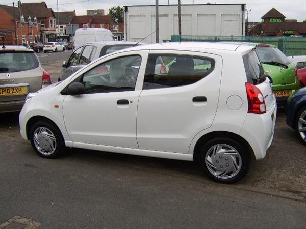Large image for the Used Suzuki Alto