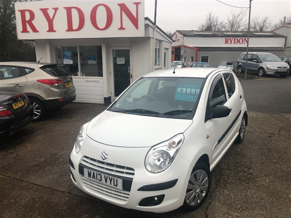 Large image for the Used Suzuki Alto