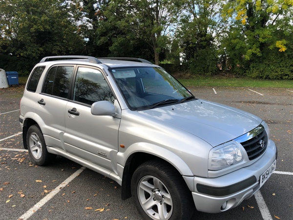 Large image for the Used Suzuki Grand Vitara