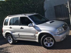 Large image for the Used Suzuki Grand Vitara
