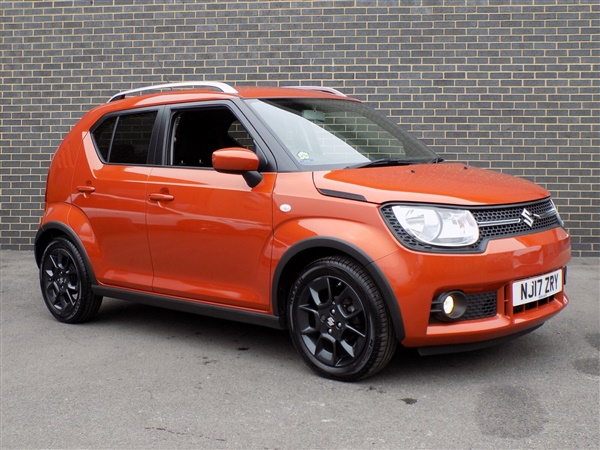 Large image for the Suzuki Ignis