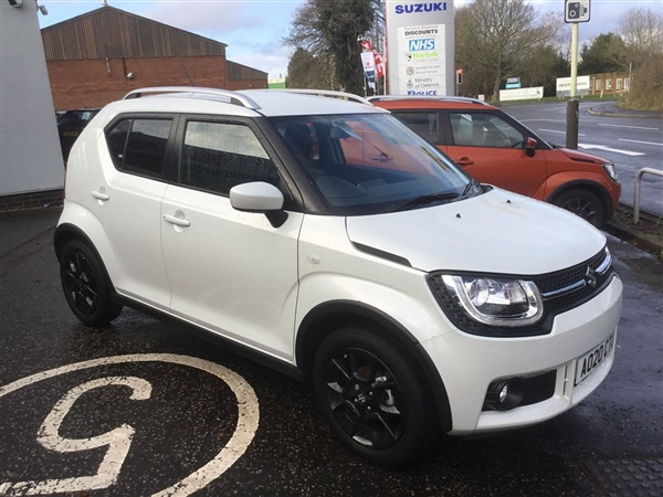 Large image for the Used Suzuki Ignis
