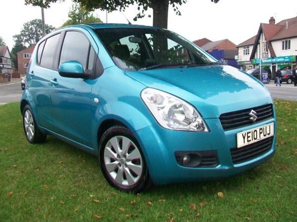 Suzuki Splash £5,661 - £7,995