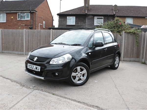 Large image for the Suzuki SX4