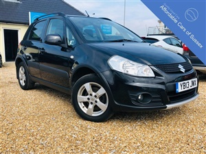Large image for the Used Suzuki SX4