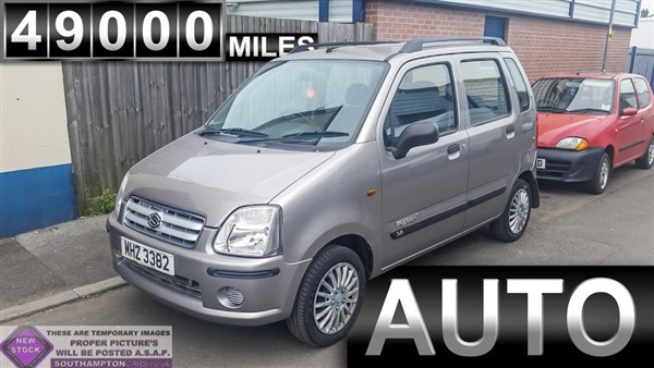 Large image for the Used Suzuki Wagon R