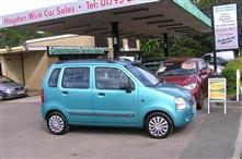Used Suzuki Wagon R