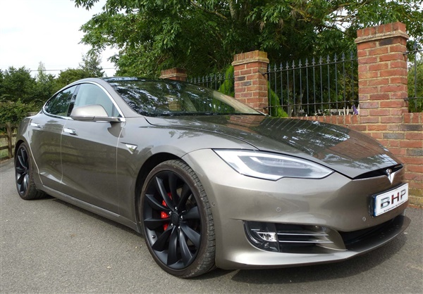 Large image for the Tesla MODEL S