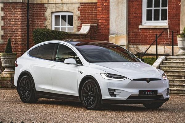 Large image for the Tesla Model X