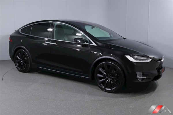 Large image for the Tesla Model X
