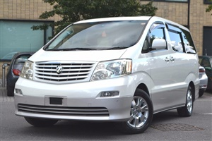 Large image for the Used Toyota Toyota Alphard MZ Spec 3.0 Auto 5dr