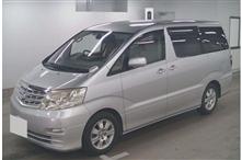 Used Toyota Alphard