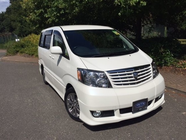 Large image for the Used Toyota Alphard