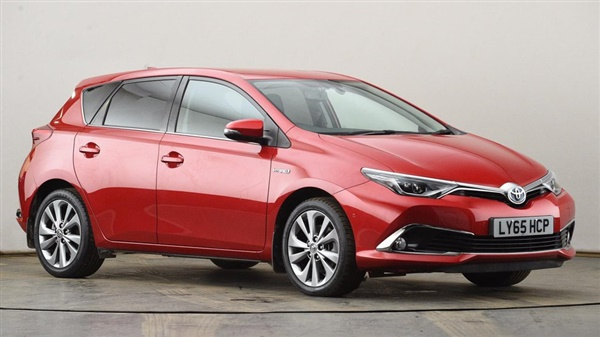 Large image for the Toyota Auris