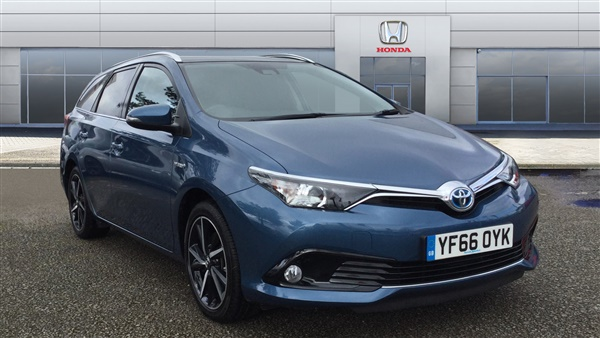 Large image for the Used Toyota Auris