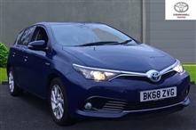 Used Toyota Auris