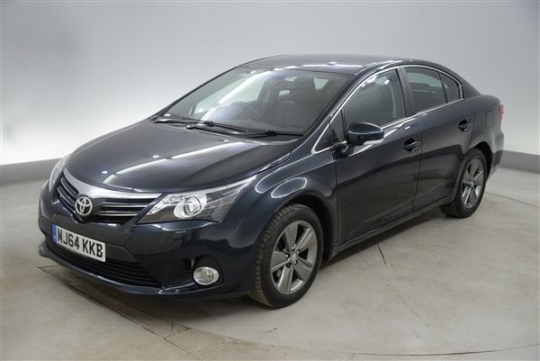 Large image for the Used Toyota Avensis
