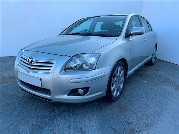 Large image for the Toyota Avensis