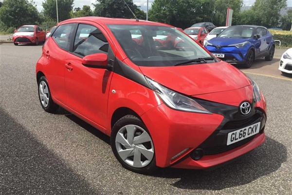 Large image for the Used Toyota AYGO