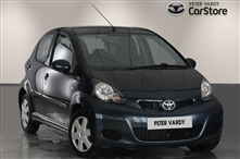 Used Toyota Aygo