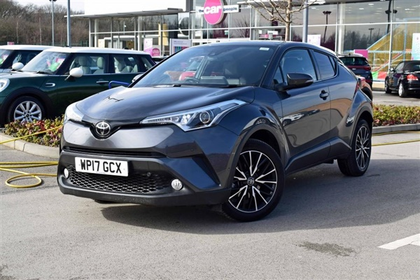 Large image for the Used Toyota C-HR