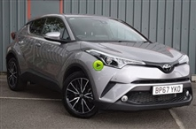 Used Toyota C Hr Cars For Sale Northern Ireland Autovillage