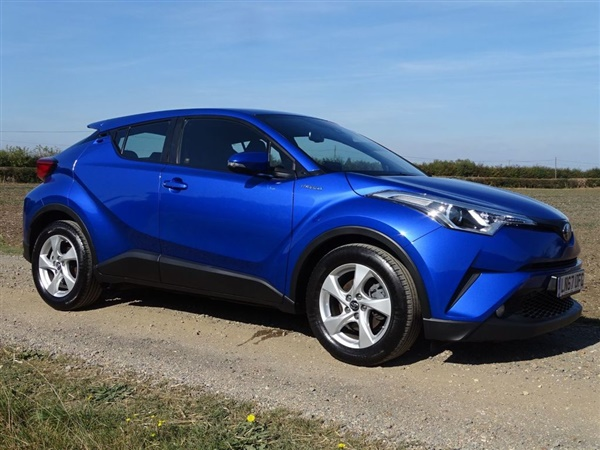 Large image for the Toyota CHR