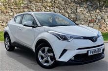 Used Toyota C-HR