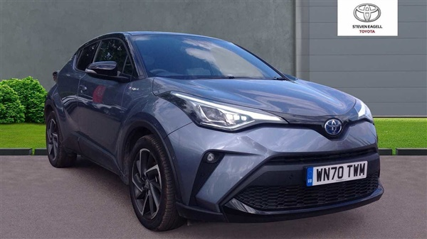 Large image for the Used Toyota C HR