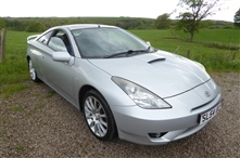 Used Toyota Celica Cars for Sale Northern Ireland | AutoVillage