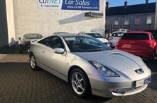Used Toyota Celica Cars for Sale Northern Ireland   AutoVillage