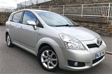 Used Toyota Corolla Verso