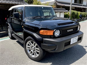 Large image for the Used Toyota FJ CRUISER
