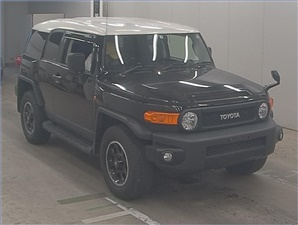 Large image for the Used Toyota FJ Cruiser