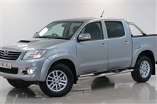Used Toyota Hilux Cars for Sale North East | Second Hand