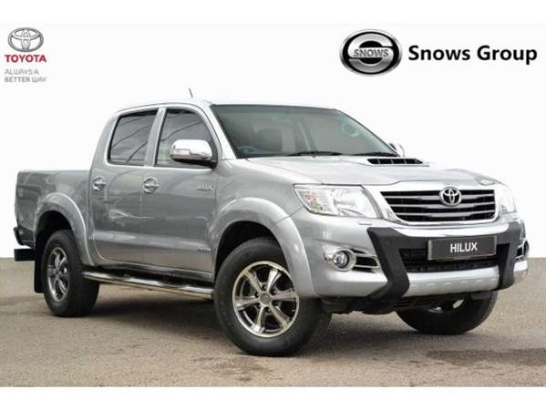 Large image for the Used Toyota Hilux