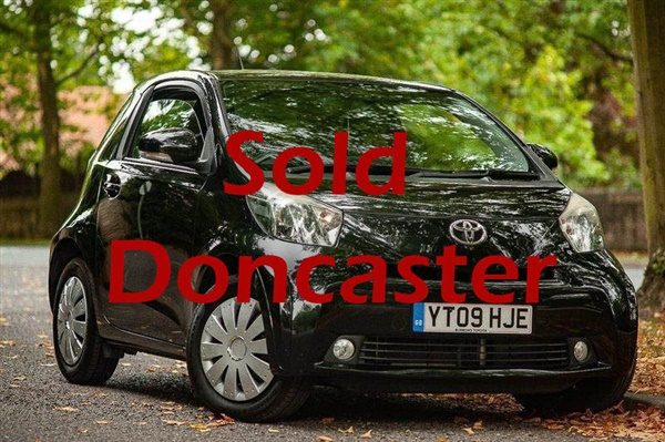 Large image for the Toyota IQ
