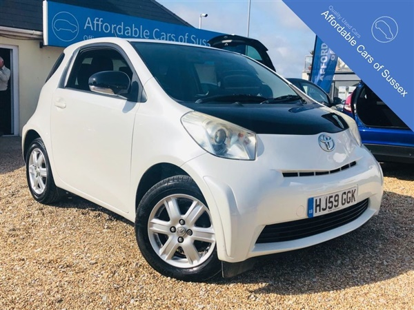 Large image for the Used Toyota IQ