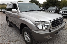 Used Toyota Land Cruiser Amazon